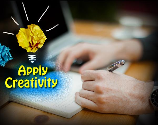 apply-creativity