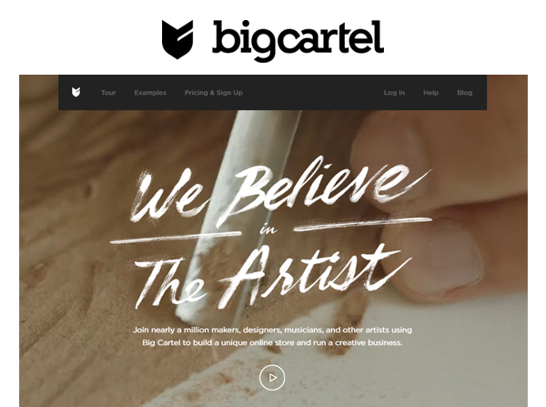 big-cartel